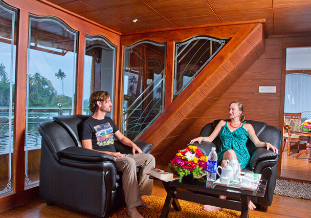 Alleppey Premium Houseboat